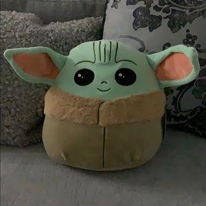 Squishmallows Baby Yoda